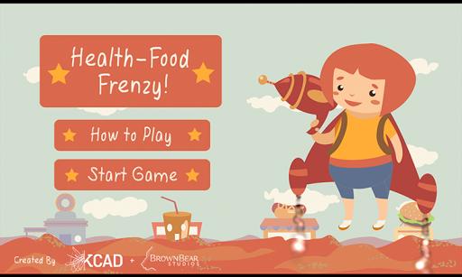 Health Food Frenzy 1.0.3 screenshots 1