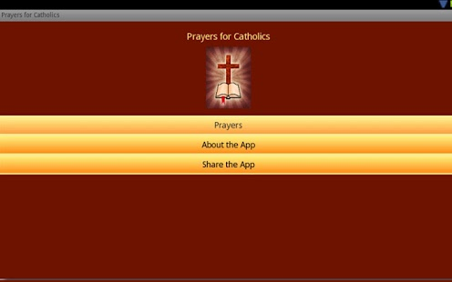 Prayers for Catholics- screenshot thumbnail