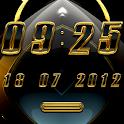 Aviena digital Clock Widget icon
