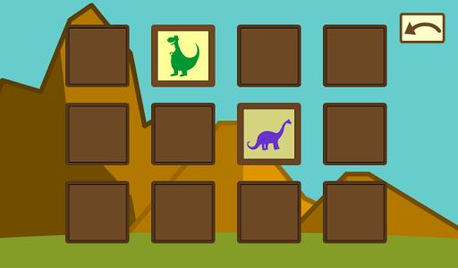 Kids Dinosaur Puzzles Free 6 screenshots 1