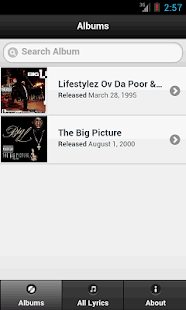 Handy Lyrics - Big L - screenshot thumbnail