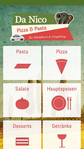 Da Nico Pizza Lieferservice