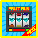 Fruit Run FREE Slot Machine icon