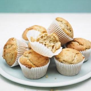 Crunchy Peanut Butter Muffins