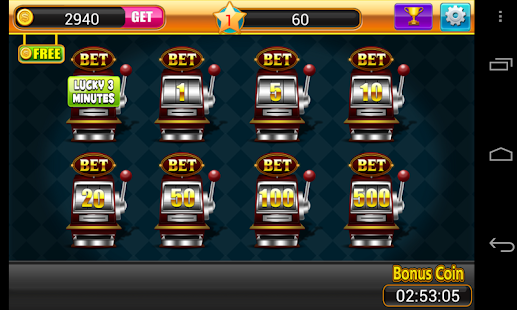 slot machine games just for fun