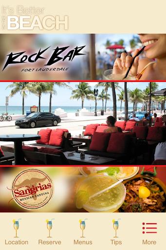 Rock Bar Sangrias