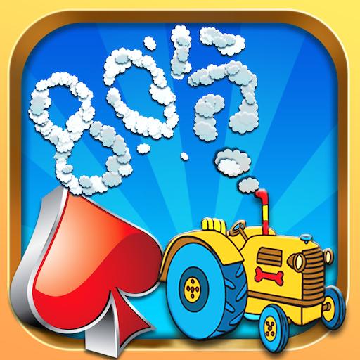 天天拖拉机 - 双抠 升级 80分 棋類遊戲 App LOGO-硬是要APP