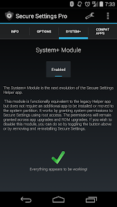 Secure Settings v1.3.6