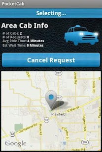 PocketCab - Taxi and Limo app- screenshot thumbnail