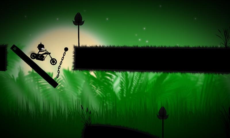 Stick Stunt Biker 2 screenshot #2