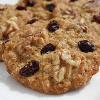 Oatmeal-Raisin Breakfast Cookies.