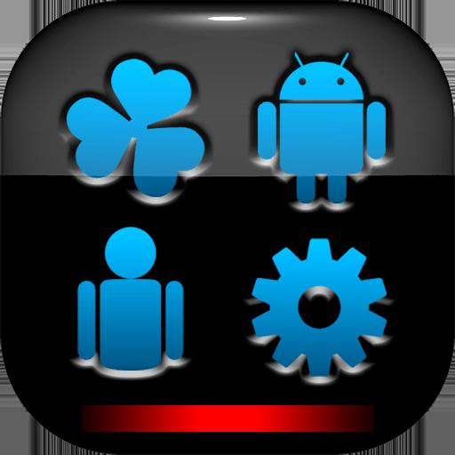 GO Theme Android Alpha LOGO-APP點子