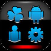 GO Theme Android Alpha