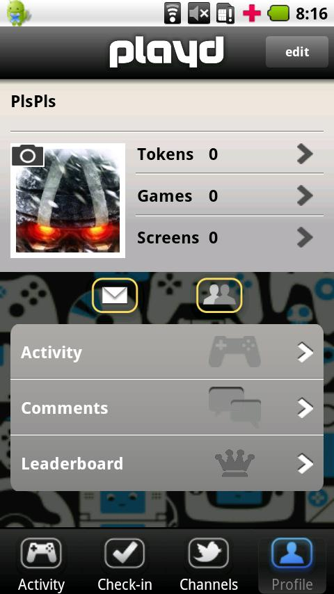 Playdit - screenshot