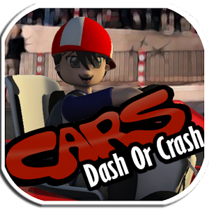 Cars-Dash And Crash for PC and MAC