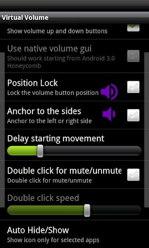Virtual Volume Button 1.5.9 screenshots 6
