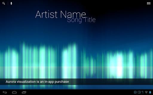 Audio Glow Live Wallpaper  screenshots 15