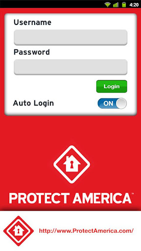 【免費生產應用App】Protect America SMART Connect-APP點子