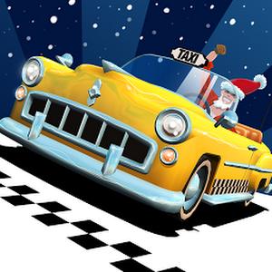 Crazy Taxi™ City Rush v1.4.0 APK+DATA (Mod Money)