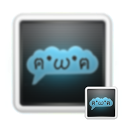 Small Cloud Emoticon icon