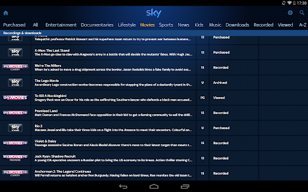 Sky+ 5.2 screenshot 378965