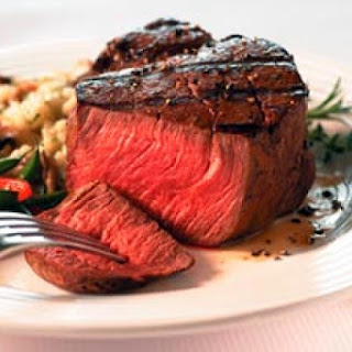 Marinated Filet of Beef.