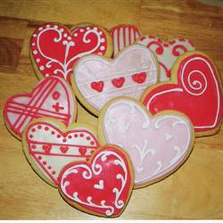 Best Ever Sugar Cookies.