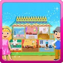 Baby Doll House Fun icon