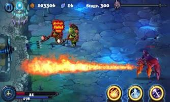 Screenshot of Defender II