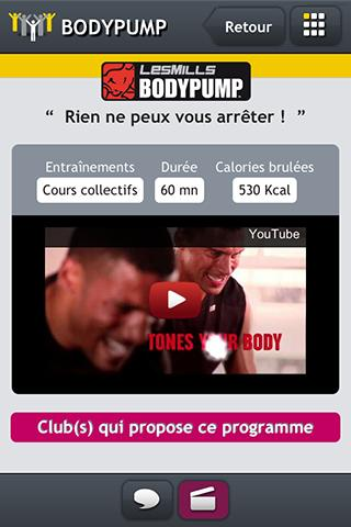 LESMILLS- screenshot