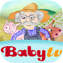 Old MacDonald Song Book BabyTV icon