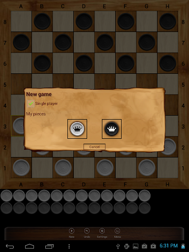 Russian checkers - Shashki  screenshots 10