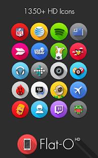 玩個人化App|Flat-O Go Apex Nova Theme免費|APP試玩