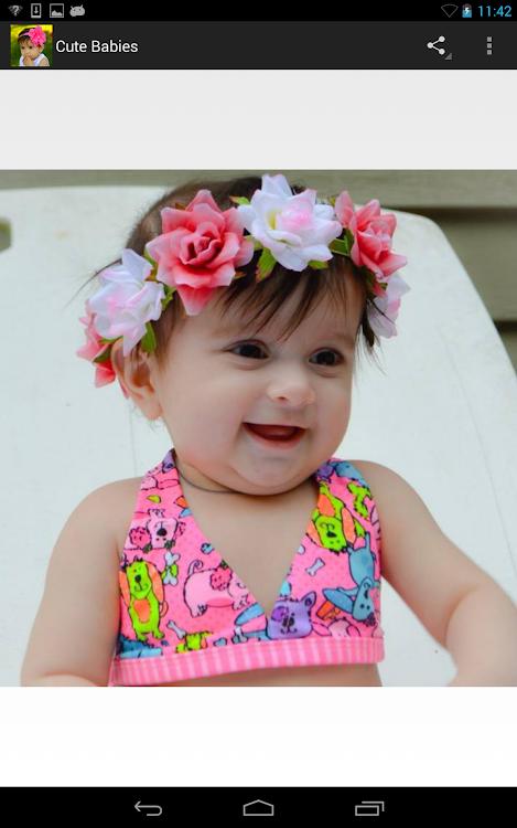 Cute Baby Wallpaper Gallery Android Aplicaciones Appagg