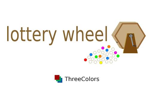 lottery wheel