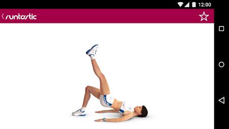 Runtastic Butt Trainer Workout 1.3 screenshot 31836