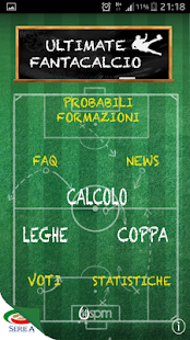 Ultimate Fantacalcio- screenshot thumbnail