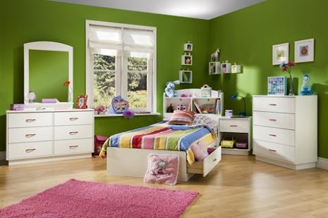 Bedroom Decorating Ideas- screenshot thumbnail