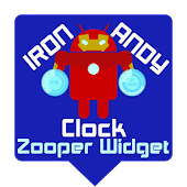 IronAndy Clock for Zooper
