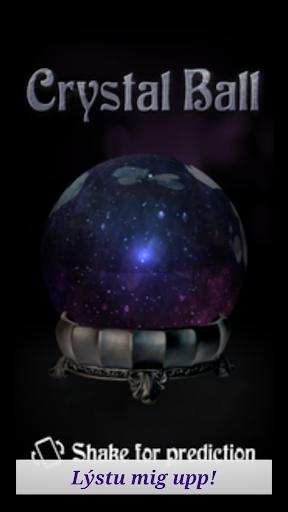 Spádómskúlan - CrystalBall