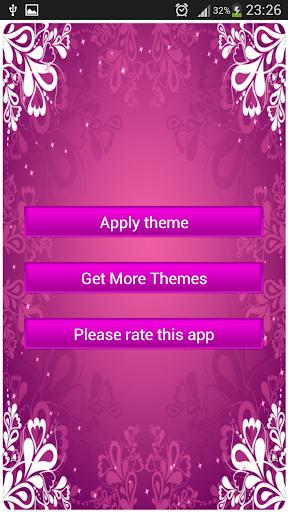 GO输入法紫光熠熠|玩娛樂App免費|玩APPs
