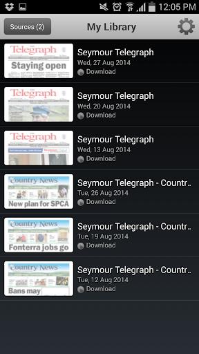 Seymour Telegraph