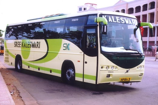 Travels Bus Price Android Kaleswari Travels Bus