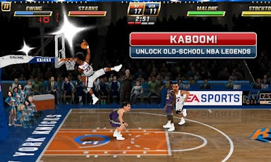 NBA JAM by EA SPORTS™ Screenshot 2