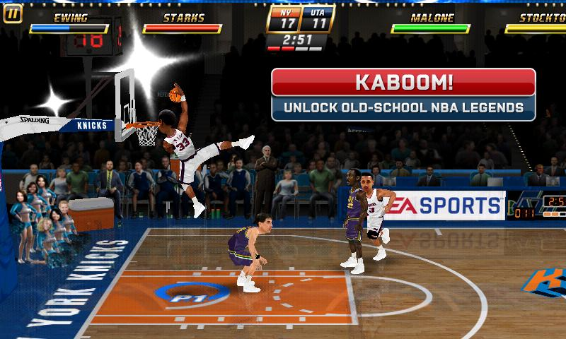 NBA JAM by EA SPORTS™- screenshot