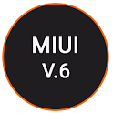 MIUI DARK CM11/PA/MAHDI THEME icon