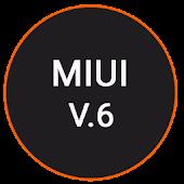 MIUI DARK CM11/PA/MAHDI THEME