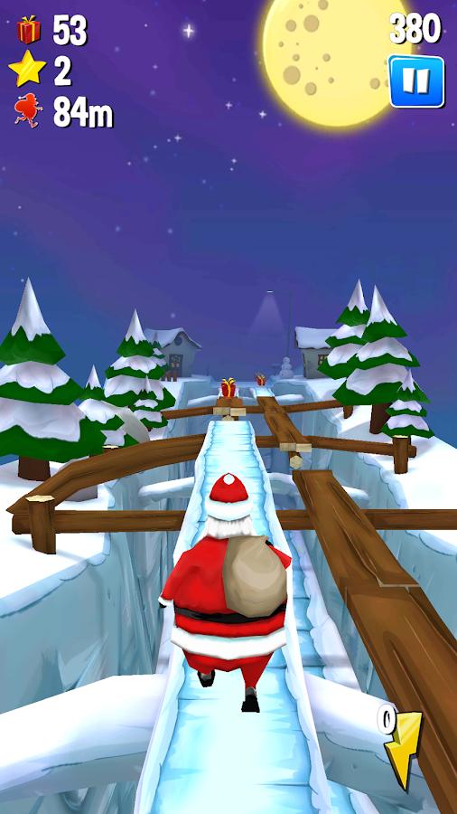 Running With Santa 2- screenshot
