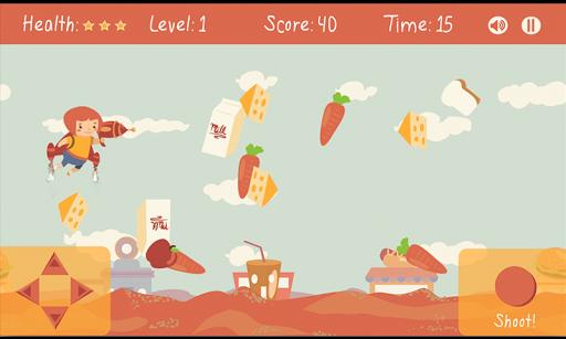 Health Food Frenzy 1.0.3 screenshots 4