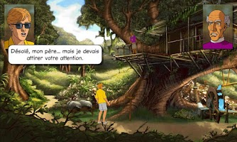 Screenshot of Les Chevaliers de Baphomet 2